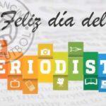 Feliz día del Periodista!!