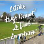 1° División : La final se jugará en el Estadio «Hugo Donnet»