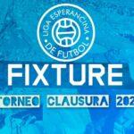 Fixture 1° y 3era División: Torneo Clausura 2021