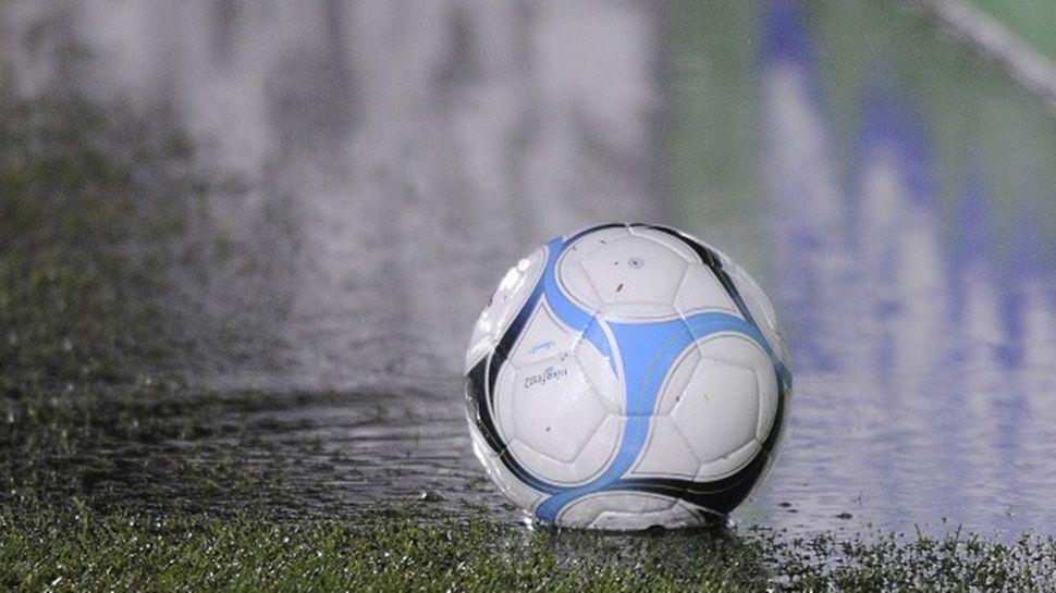 Primera división suspendida