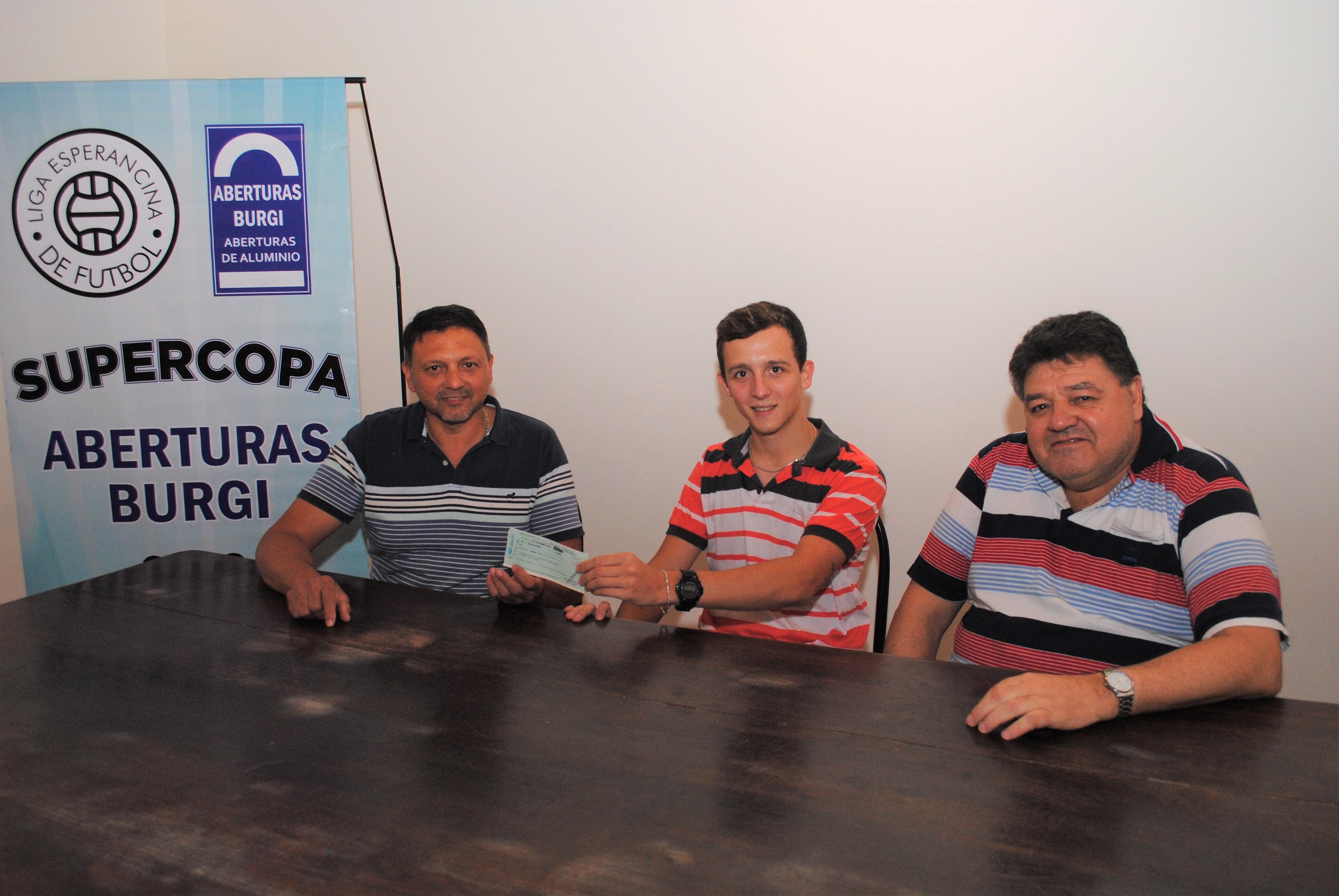 Copa Aberturas Burgi
