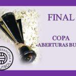 Final Super Copa Aberturas Burgi