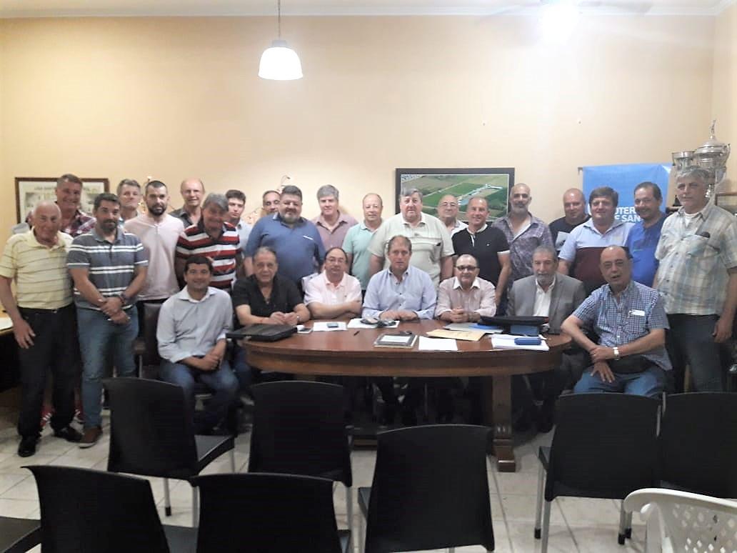 Asamblea Federación Santafesina de Fútbol