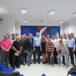 Reunión de Presidentes de Ligas